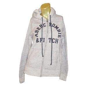 Abercrombie &Fitch zip up women's hoodie like new